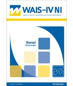 WAIS-IV NI - Utløpt!